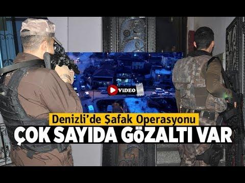 Denizli'de aksiyon filmlerini aratmayan operasyon - Denizli Haberleri - HABERDENİZLİ.COM