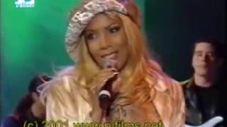 Melanie Thornton - Wonderful Dream (Holidays Are Coming) (Live @ B.TV Sternstunde, Nov 11th, 2001)