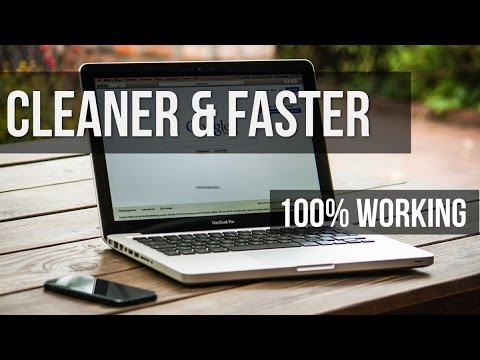 Make your older Mac run faster - 50% Speed Increase - YouTube
