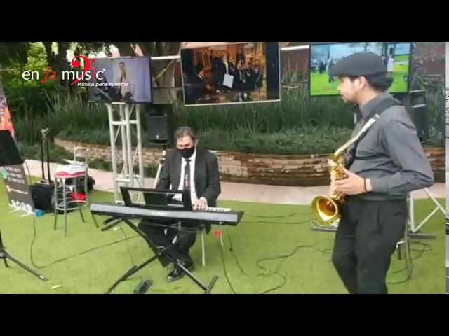 Marry You - Dueto Sax y teclado