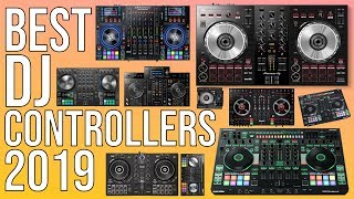 BEST DJ CONTROLLERS of 2019 | TOP 10 BEST DJ CONTROLLER 2019