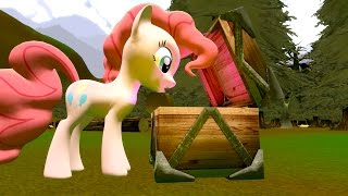 Cursed Pony Magic: Pinkie Pie