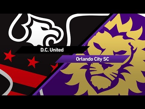 DC United vs Orlando City  || MLS Highlights || Sep, 9th 2017