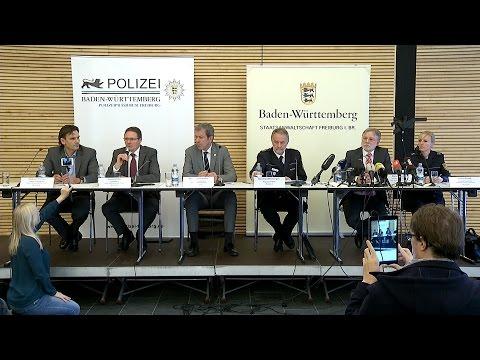 "Ermittlungserfolg im Fall ""Dreisam-Mord"" [Pressekonferenz]"