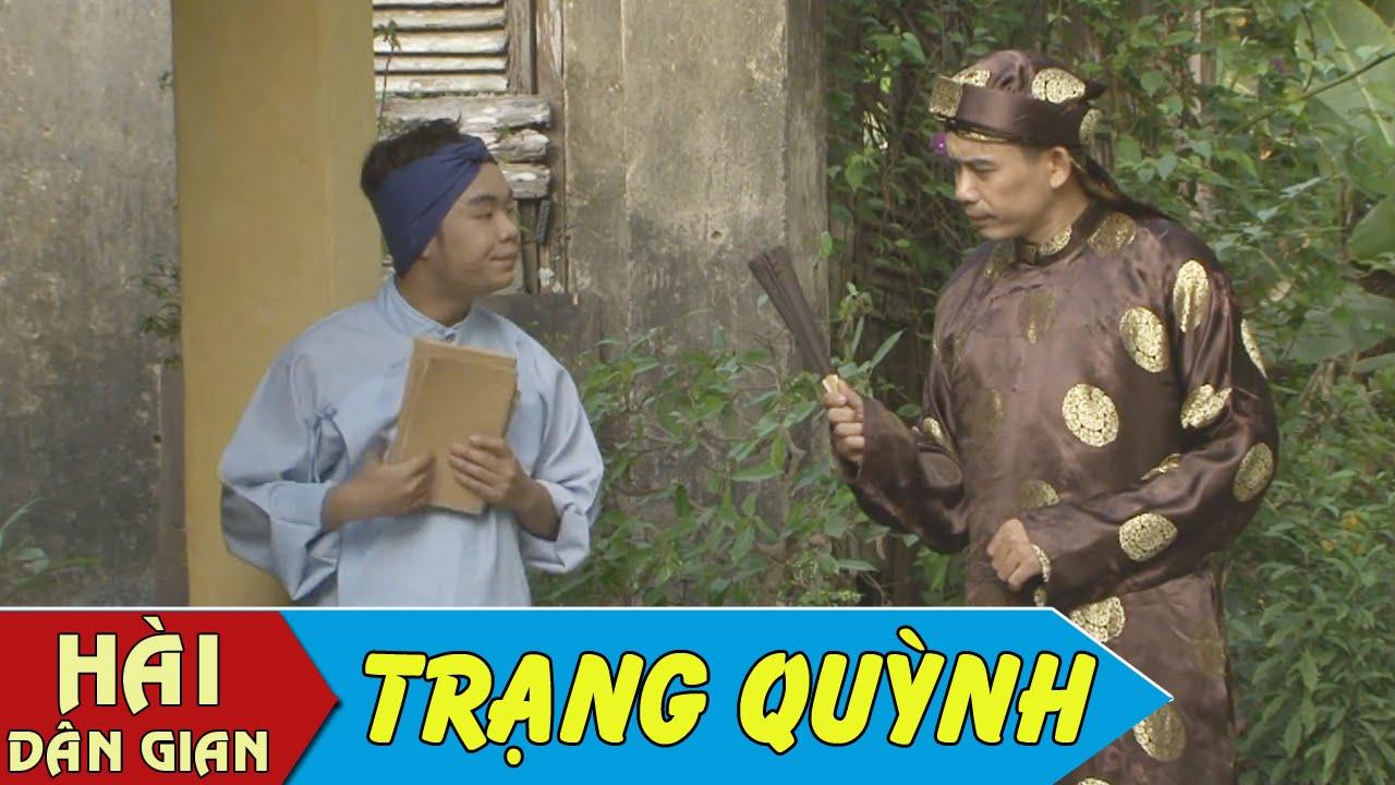 Phim Hài | Trạng Quỳnh: Trâu Đực Có Chửa