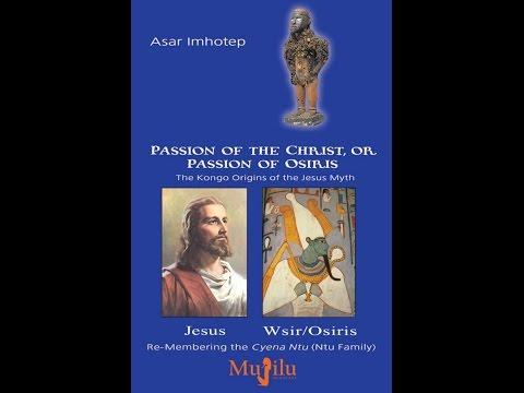 The Kongo Origins of the Jesus Myth