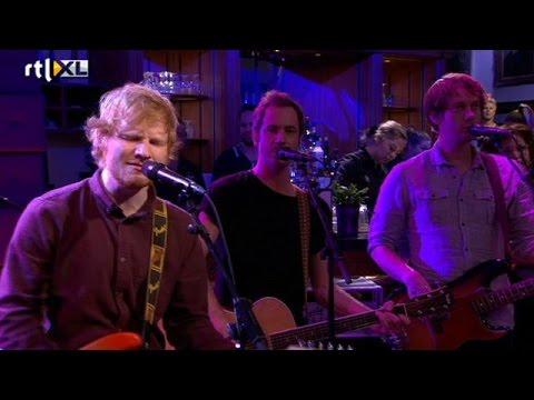 Ed Sheeran – Thinking Out Loud - RTL LATE NIGHT