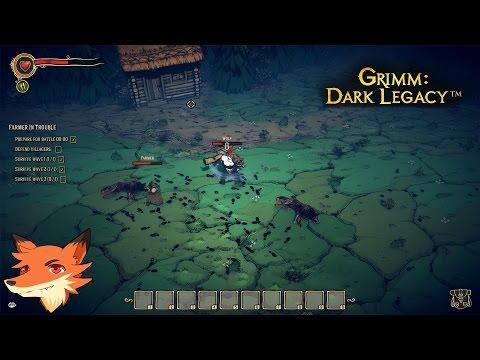 Grimm: Dark Legacy - On part à la chasse aux monstres en coop ! || P&G/4K [FR]