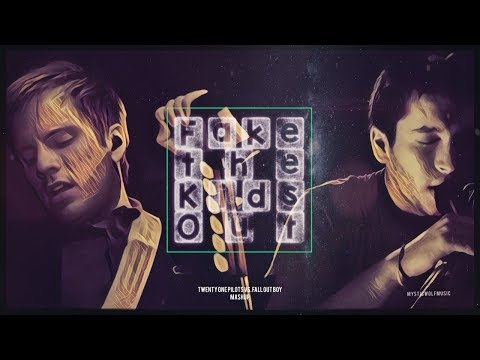 TØP/FOB - Fake the Kids Out (Mashup)