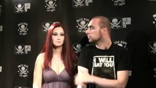 System Divide Metal Blade TV Interview