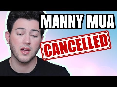 MANNY MUA CANCELLED LAST YEAR LETS FINALLY TALK ABOUT IT