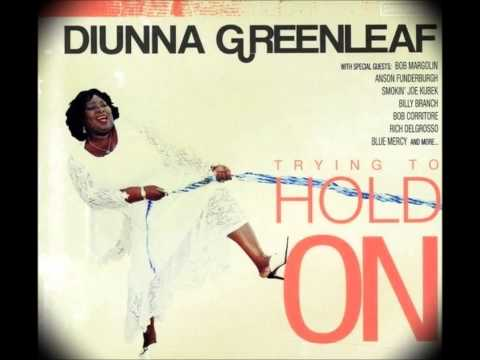 DIUNNA GREENLEAF - GROWING UP AND GROWING OLD