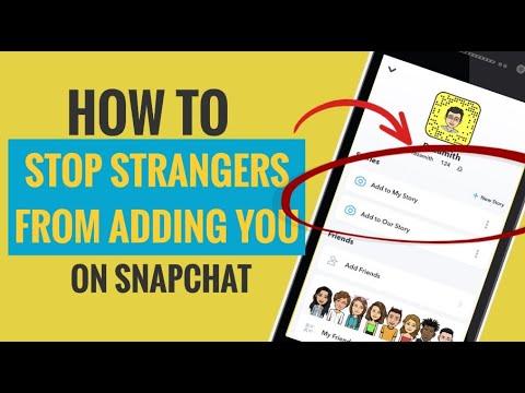 Strangers On Snapchat