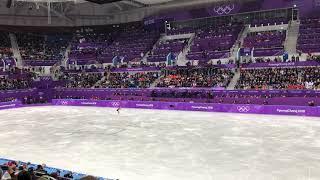 Евгения Медведева, олимпийские игры 2018, серебро. Молодец! 👏 Россия вперёд 🇷🇺