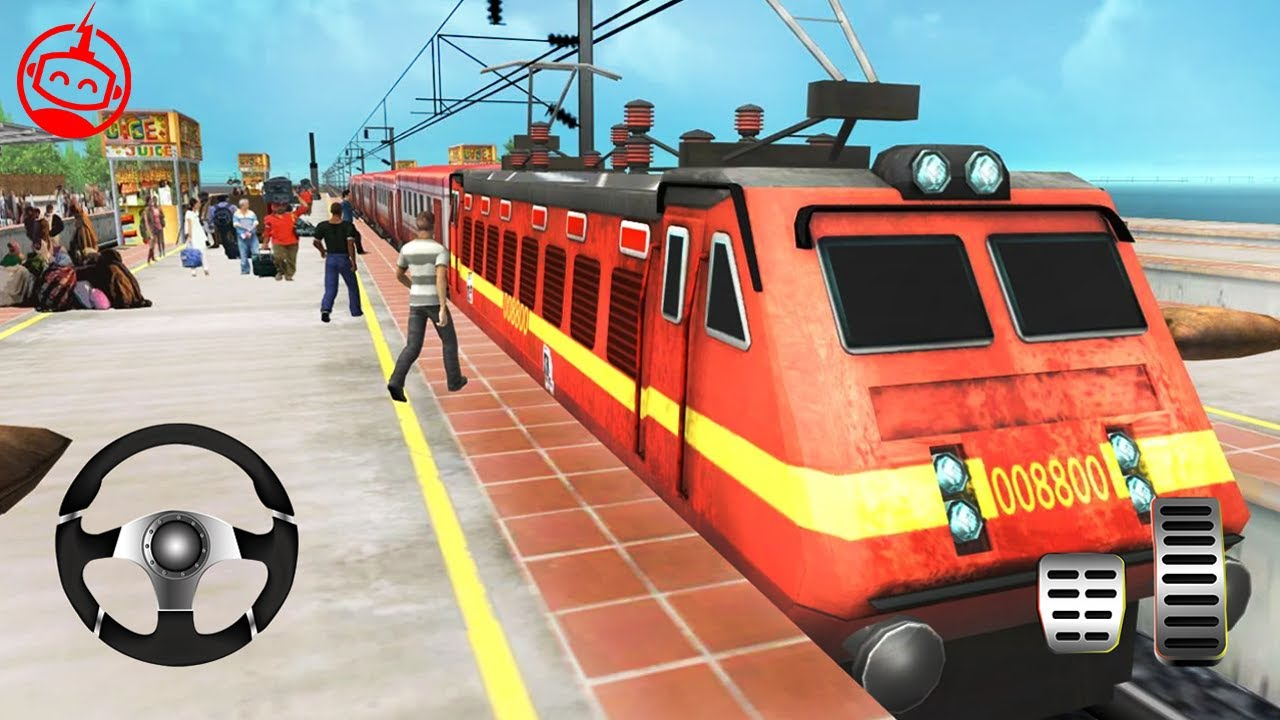 Indian Train Simulator 2019 – Android GamePlay [FHD]