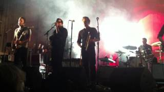 CALEXICO - Bullets and Rocks (Vienna, 2015.11.04)