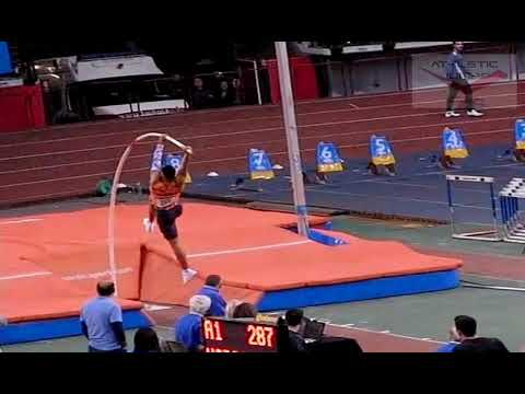 Karalis Emmanouil - Pole Vault World Junior Record 5.78