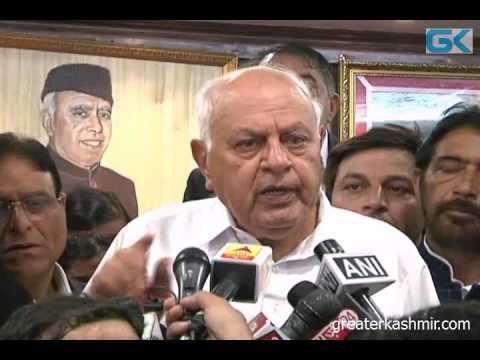 Farooq Abdullah wins Srinagar by-poll, demands Governor's rule in JK