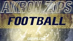 2018 Akron Football Weekly Press Conference (Northwestern) - 9/11/18