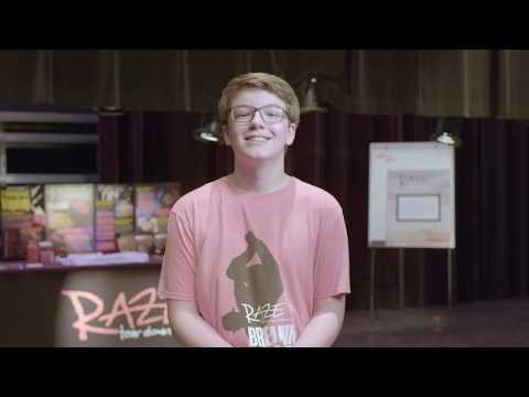 RAZE WV CREW MEMBER VIDEO