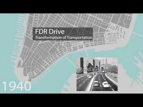 Lower Manhattan Urban Design Analysis
