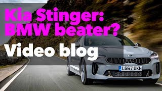 Why the Kia Stinger is a BMW beater!