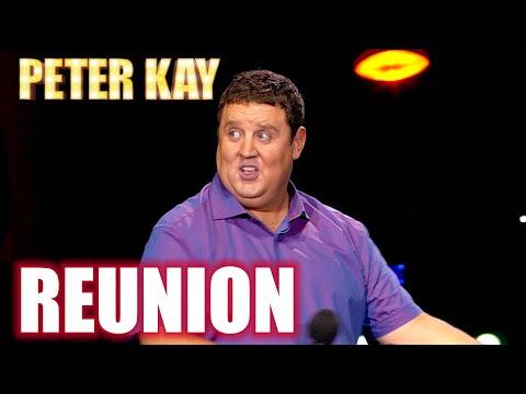School Reunions   Peter Kay: The Tour That Didn't Tour Tour