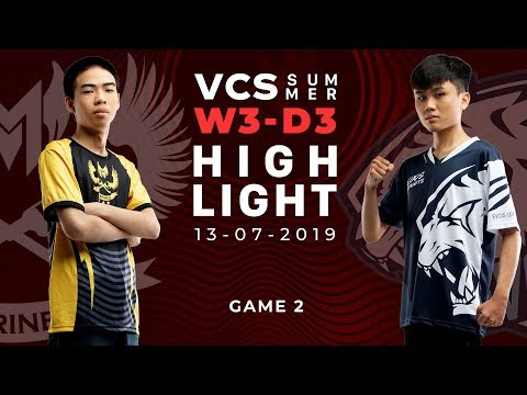 GAM vs EVS_HighLights [VCS Mùa Hè 2019][13.07.2019][Ván 2]