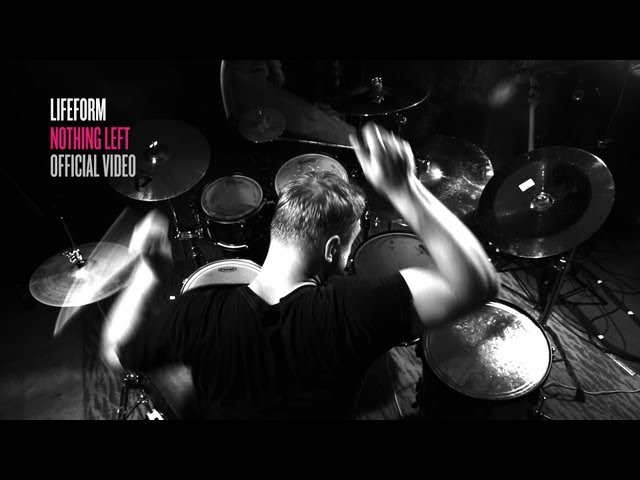 Lifeform - Nothing Left (Official Video)