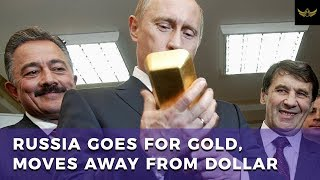 Russia's economy continues to outperform as gold takes center stage thumbnail