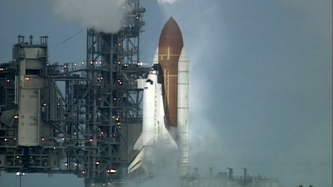 Last Second Shuttle Launch Abort | Doovi