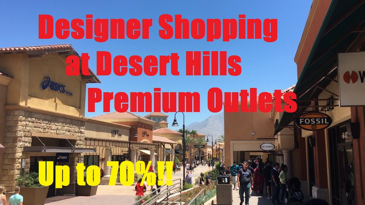 bd8a9017e Designer Shopping at Desert Hills Outlets (Bottega, Gucci, Valentino, etc)