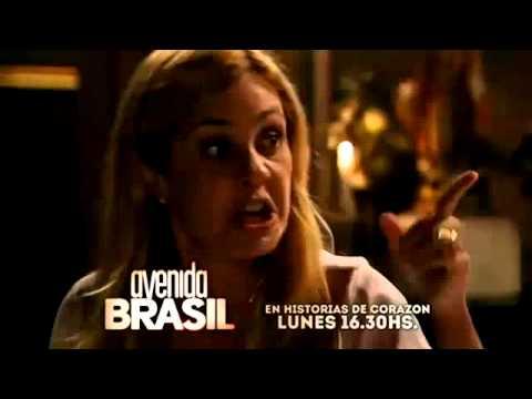 (Promo) Avenida Brasil - Capítulo 46 (Argentina) (17-02-2014) Telefe