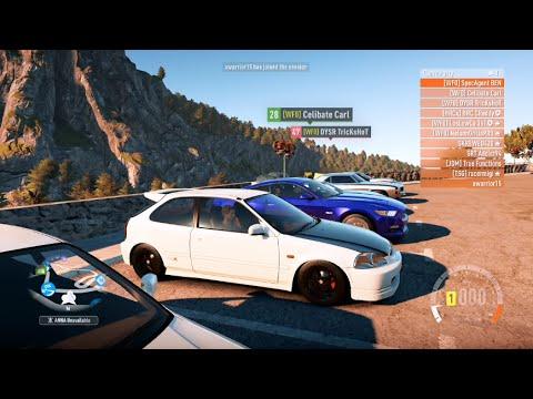 forza horizon 2 multiplayer car meet