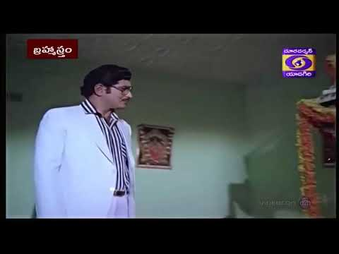 Brahmasthram 1986 movie song ( super star Krishna )