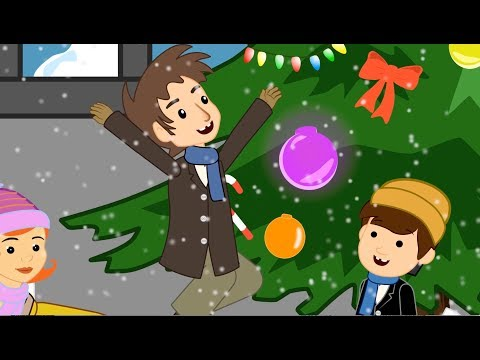 Un Chant De Noël (A Christmas Carol) | Dessin Animé En Français | Conte Pour Enfants