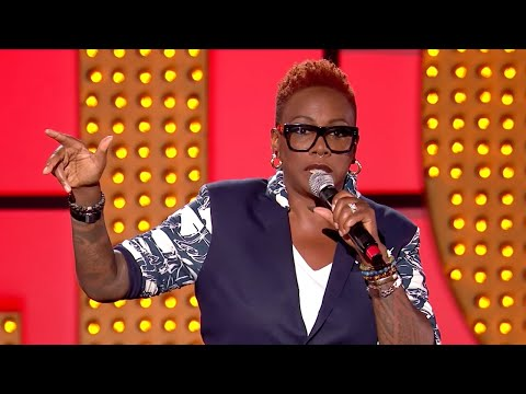 Gina Yashere talks about her mum | BBC Comedy Greats