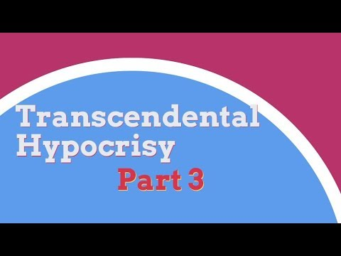 Transcendental Hypocrisy - Part 3 | Amarendra Dāsa |