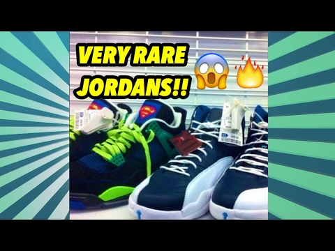 EXTREMELY RARE $1500 JORDANS FOUND AT ROSS!!! YOU WON'T BELIEVE THESE FINDS!!