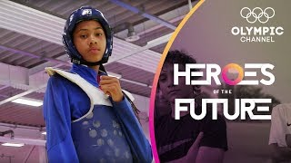 The next taekwondo superstar whose smile hides a ruthless mind | Heroes of the Future