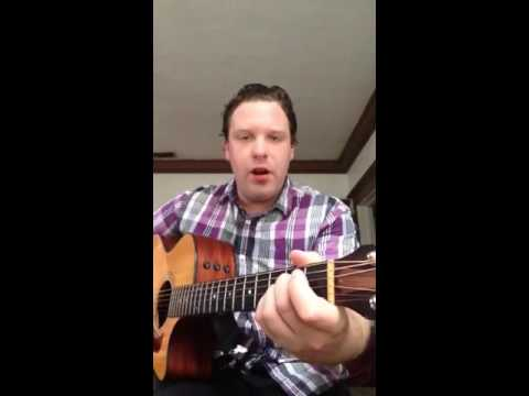 Chords To What I Like About You Youtube