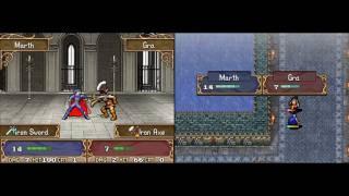 Fire Emblem: Shadow Dragon Gameplay (Prologue 1)