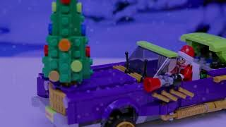 Paw Patrol 2018 |  Lego Batman Joker Captures Santa Claus and Takes the Christmas Tree | Hen  # 107