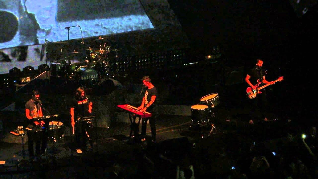 Oblivion - Bastille Radio City 10 9 14