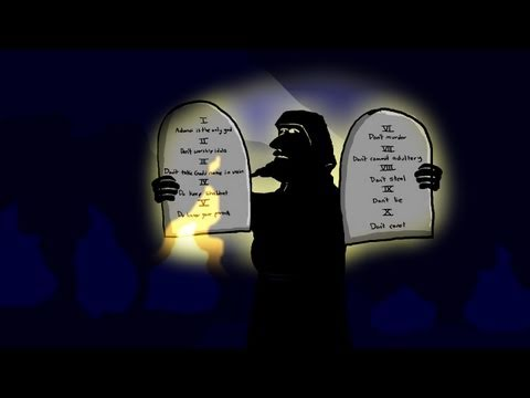 Parshat Yitro: The Ten Commandments, Beyond The Two Tablets?