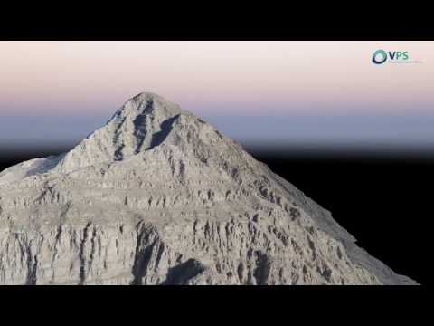 3D Drone Mapping of UAE Mountain