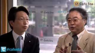 「CafeSta」カフェスタトーク 月曜担当・平将明議員(2012.7.2)