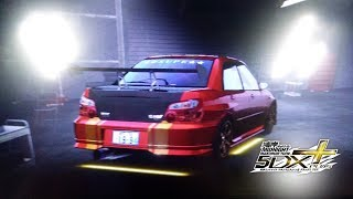 湾岸WANGAN MIDNIGHT MAXIMUM TUNE 5DX+ GHOST BATTLES 19 ---- Impreza GDB-C 100 Trophies (Premiere)