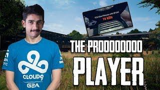 THE PROOOOO PLAYER (FUNNY)