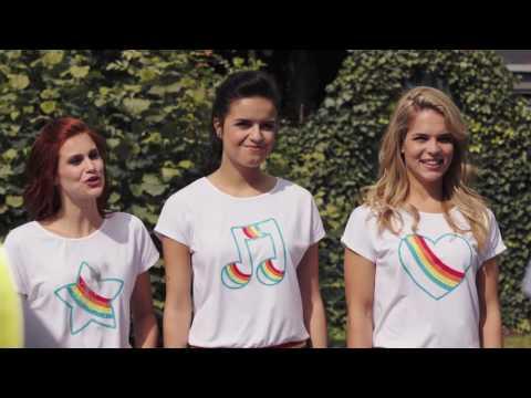Download Youtube: HLN K3 Fluohesjes